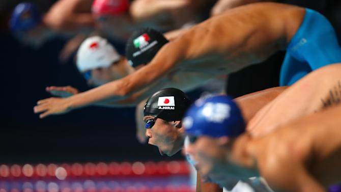 Swimming - 15th FINA World Championships: Day Eleven