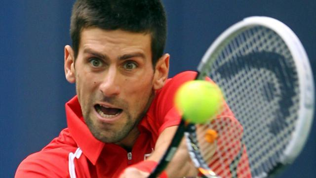 Tennis - Djokovic to finish year as world number one
