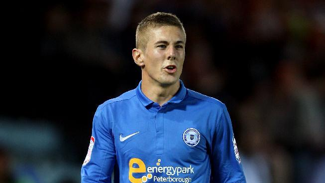 Daniel Kearns has returned to Peterborough from his loan spell at York