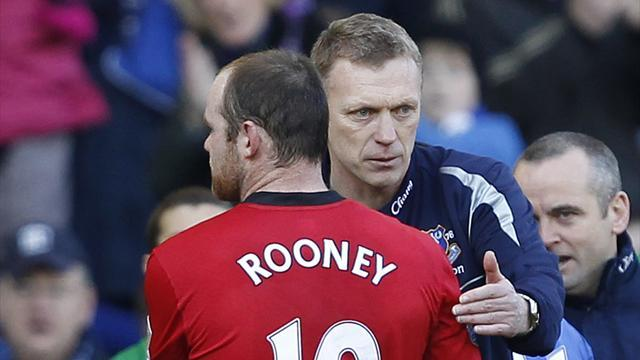 Premier League - Moyes: Rooney's job is back-up for RVP