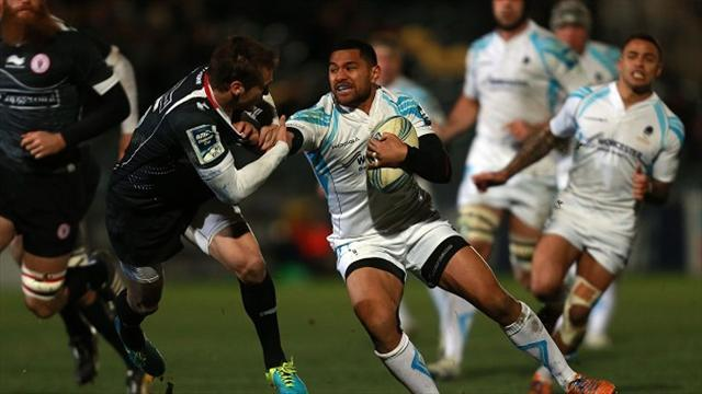 European Challenge Cup - Worcester still without a win after defeat to Biarritz