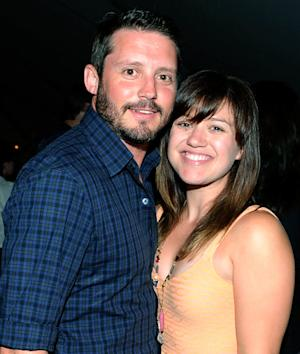 Kelly Clarkson Steps Out with New Boyfriend Brandon Blackstock for the First Time