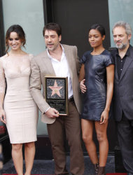 Javier Bardem lands Hollywood Walk of Fame star