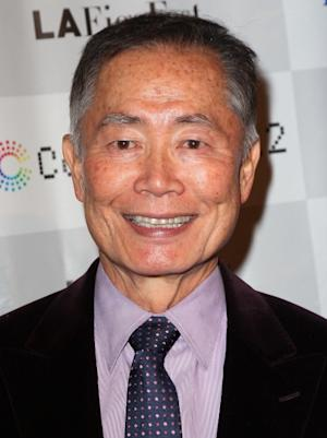 George Takei attends the LA EigaFest Opening Night Gala at the Egyptian Theatre on December 14, 2012 in Hollywood -- Getty Premium
