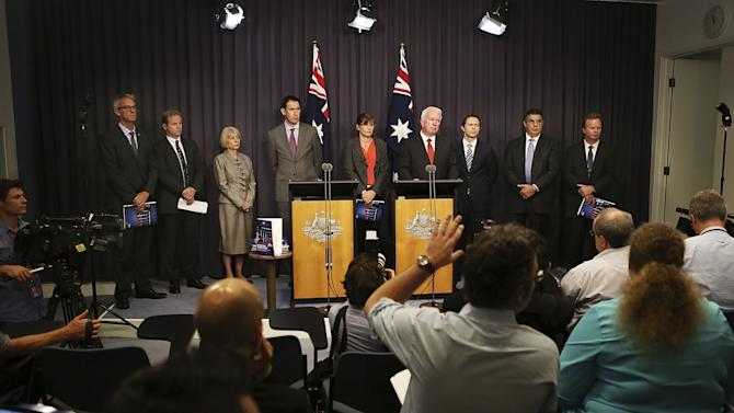 Government And Sports Leaders Address Organised Crime And Drugs In Australian Sport