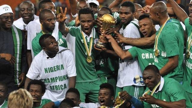 Confederations Cup - Nigeria end strike, to arrive in Brazil late