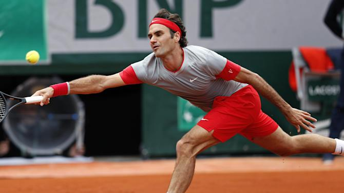 French Open - Federer: LIVE