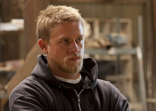 Sons of Anarchy's Charlie Hunnam: Season 5′s Jax Probably Won't Be 'Crying as Much'