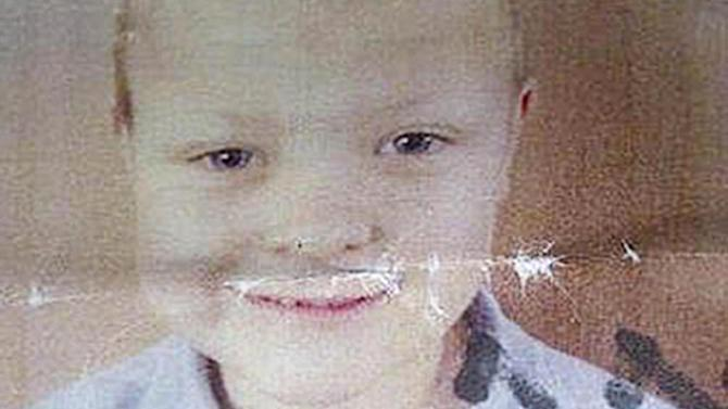 Conley Thompson, 7, from Barnsley (South Yorkshire Police/PA)