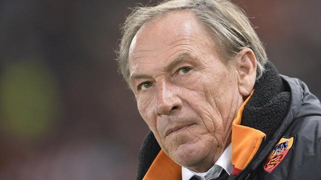 Serie A - Roma sack Zeman after loss to Cagliari