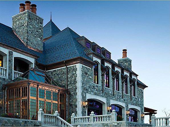 One tycoon is selling two of America's priciest mansions montana exterior close