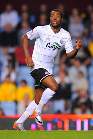 Yoann Arquin scored nine goals for Hereford last season