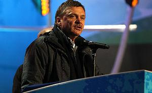 Could IIHF president Rene Fasel become IOC leader?