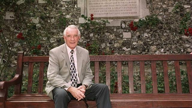 Cricket - Tributes pour in for Denness