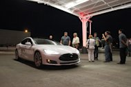 Tesla's Model S proves practical doesn't have to mean boring.