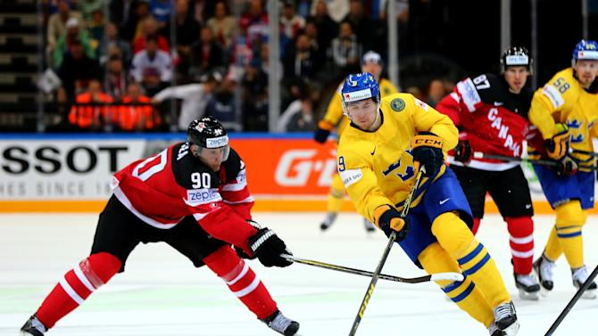 Sweden v Canada - 2015 IIHF Ice Hockey World Championship