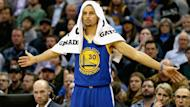 The Oklahoma City Thunder and Golden State Warriors slumped to defeats in the NBA.