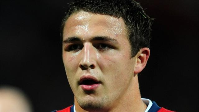 Rugby League - Burgess brothers delight their mum