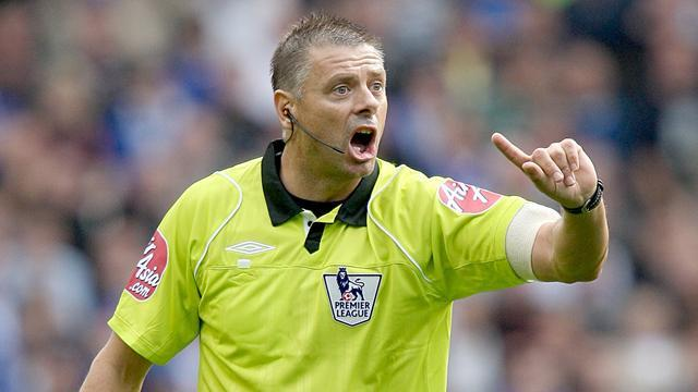 Premier League - Halsey 'names and shames' six refs 'not good enough for job'