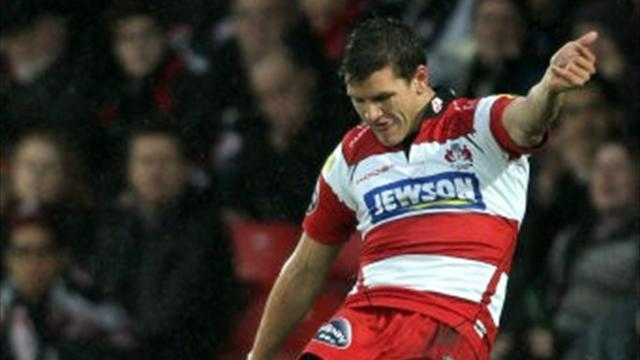 European Challenge Cup - Burns sends Gloucester into last eight