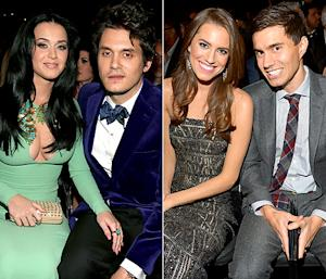Katy Perry, Allison Williams Grammys 2013 Double Date -- All the Details