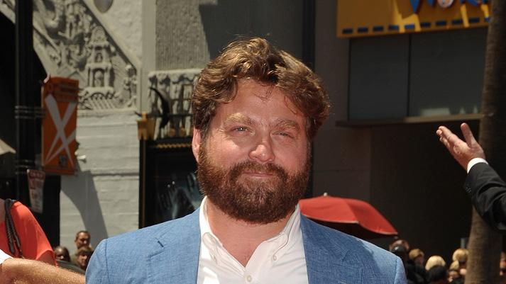 G-Force LA Premiere 2009 Zach Galigianakis