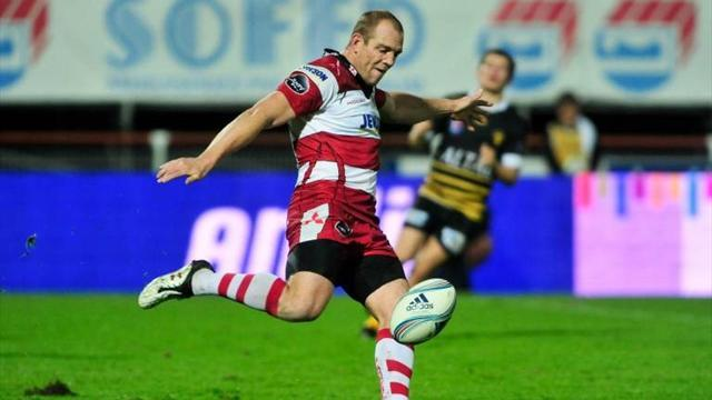 European Challenge Cup: Worcester rack up points against Rovigo