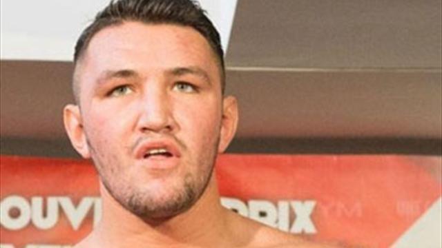 Boxing - Globe trotter Hughie Fury back in action on Friday