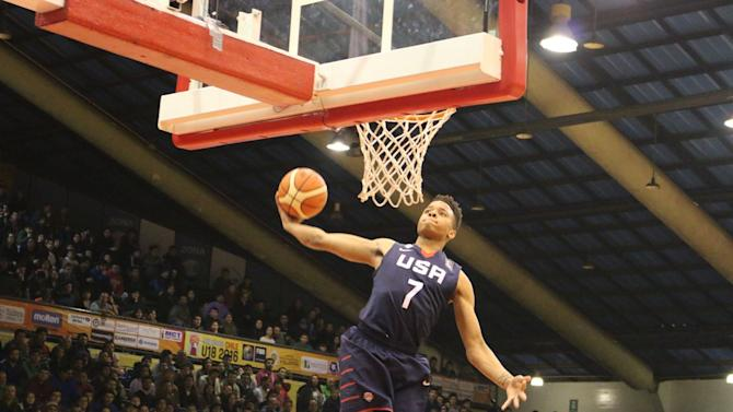 Markelle Fultz should have NBA scouts giddy after destroying U18 FIBA Americas