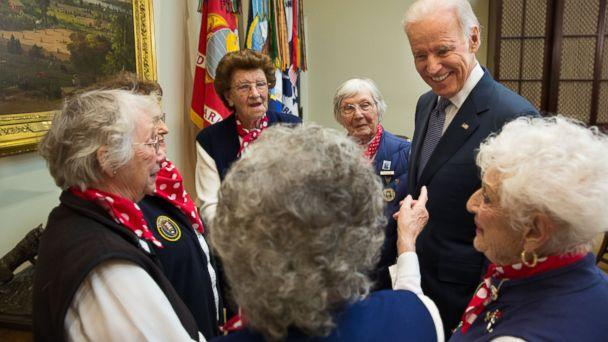 Behind the Scenes With Rosie the Riveters at the White House