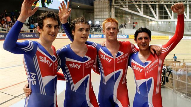 Cycling - Manning named GB men's coach, Newton gets women's role
