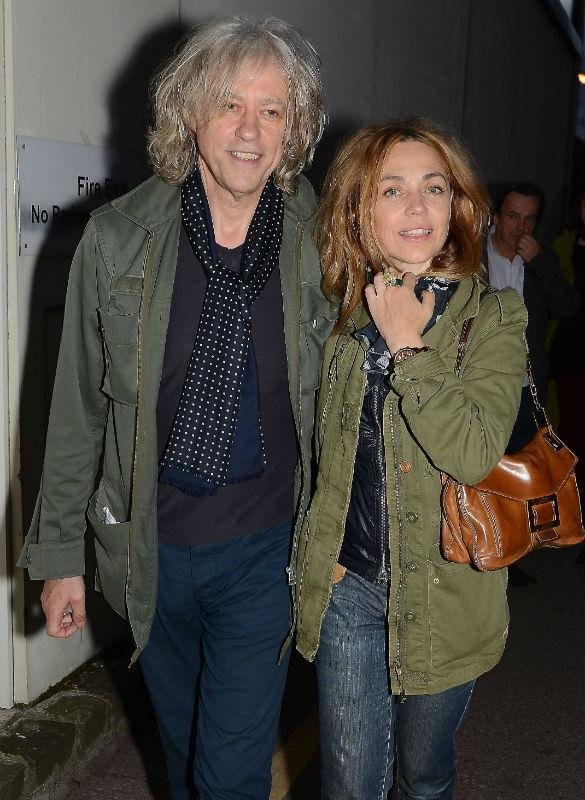 Bob Geldof Marries Jeanne Marine After Nineteen Years Together