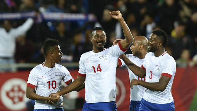 Football - Portugal stunned by Cape Verde in home humiliation