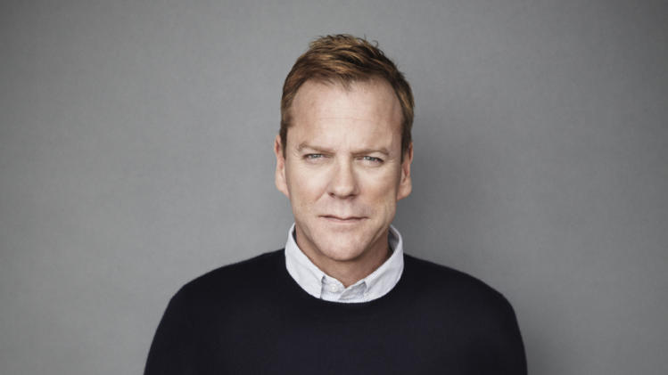 "Outstanding Lead Actor in a Drama Series: Kiefer Sutherland, ""Touch"""