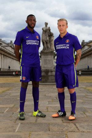 Soccer - Sky Bet Championship - Charlton Athletic Photocall 2015/16 - Old Royal Naval College