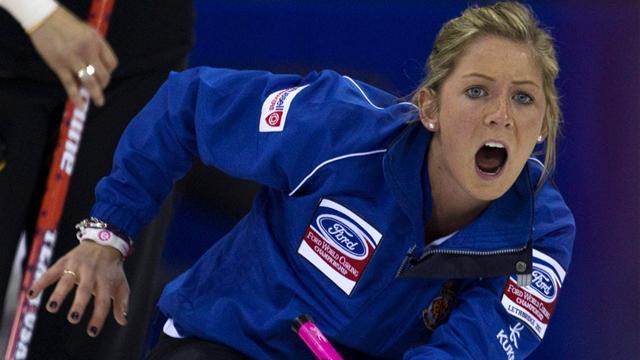 Curling - Mixed day for Scotland, still in medal hunt