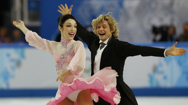 Figure Skating - Zoueva coaches gold and silver winners