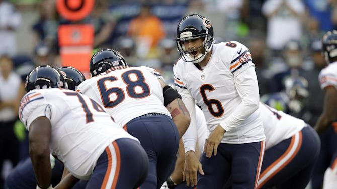 Seahawks use big first half to rout Bears 34-6
