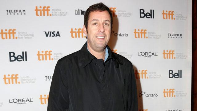 Adam Sandler Is the Most Overpaid Actor for the Second Year in a Row