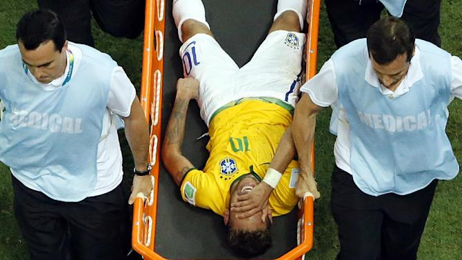 Neymar's exit leaves hole in Brazil's hopes