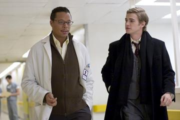 Terrence Howard and Hayden Christensen in the Weinstein Company's Awake
