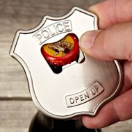 Prodigious Promoters of the Unnecessary image w opener police badge 170756 300x300