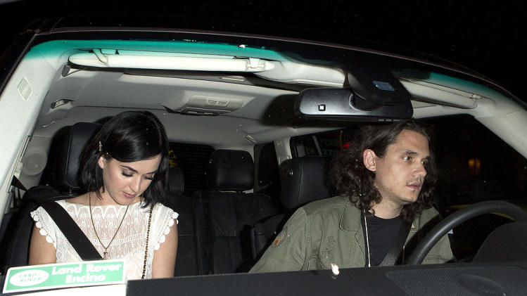 John Mayer , Katy Perry