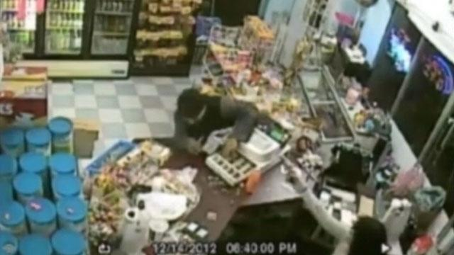 Grandma With Gun Halts Store Robbery