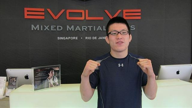 Mixed Martial Arts - Aoki keen to break from past, eyes ONEFC title