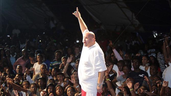 Fat Joe Africa Rising