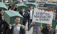 Annan Demands End To Bloodshed In Syria