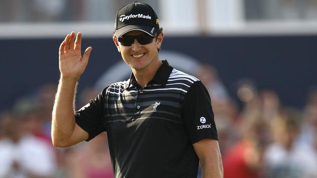 US Open - Rose wins at Merion as Mickelson falls short again