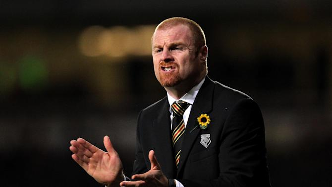 Sean Dyche is reportedly close to taking the Burnley job
