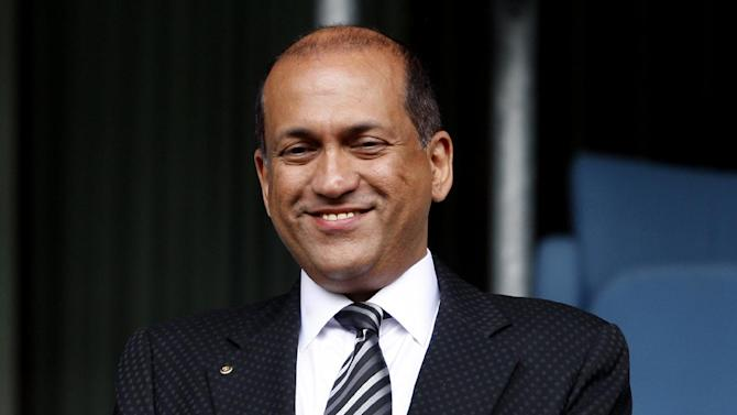 Balram Chainrai is close to helping Portsmouth out of administration